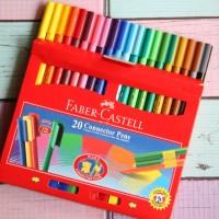 Connector Pen 20 Faber Castell