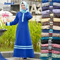 Jual Longdress Maxi Wolfis Polos Kombinasi Umbrella Style Wolvis Dress Murah
