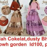 xl jumbo bigsize gamis longdress maxi long dress muslim pesta gaun