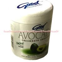 Good Avocado Creambath Emulsion Perawatan Untuk Rambut Kering & Rusak