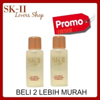 SK-II/SK2/SK II LXP ULTIMATE PERFECTING ESSENCE 2 PC X 10 ML