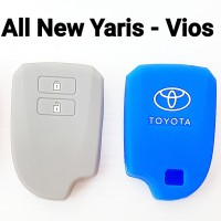 Kondom Silikon Remote Toyota All New Yaris, All New Vios