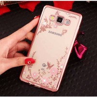 TPU Flower Samsung Galaxy J2 PRIME G532 Silicone Diamond Soft Case HP