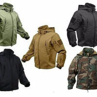 Jual PROMO jaket tad army waterproof import hight quality Murah