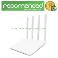Xiaomi WiFi 3C Wireless Router 802.11ac 300Mbps with 4 Antennas - Whit