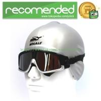Kacamata Renang Large Frame Polarizing Anti Fog UV Protection - GOG-30