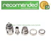 Prometheus RDA Rebuildable Atomizer - Silver