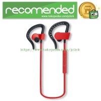 Sport Bluetooth Earphone V4.1 with Microphone - M-H2 - Black