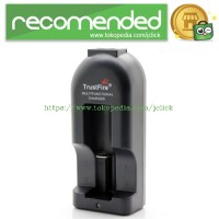 TrustFire Universal Single Battery Charger - TR-002 - Black