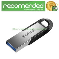 Sandisk Ultra Flair USB 3.0 Flash Drive (150MB/s) - 128GB - No Color