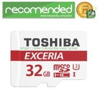 Toshiba Exceria MicroSDHC UHS-I Class 10 U3 (90MB/s) 32GB - THN-M302R0