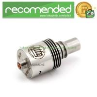 Tobh V2 RDA Rebuildable Atomizer - Silver