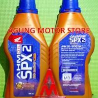 Oli Mesin Matic AHM SPX2 10W/30 (Full Synthetic) 4AT (0,8L)