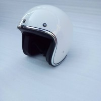 harga Helm Bell Custom 500 Half Face Retro Tokopedia.com