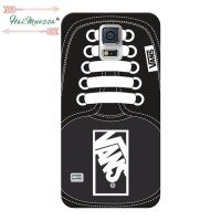 Custom Case Samsung Galaxy S5 motif Vans Shoe Vector