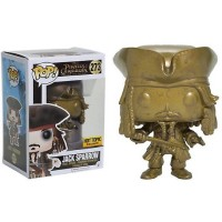 Jual Funko POP! Pirates of the Caribbean - Jack Sparrow (Gold) (Sticker) Murah