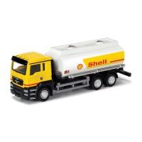 RMZ City Diecast Shell Oil Tanker Skala 1:64 - 5487979