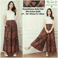 Dapatkan Harga rok Celana Kulot Pakaian Wanita Celana Highwaist Source · celana Kulot chiko long pant jumbo batik