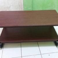 meja ruang tamu / tv murah dan minimalis