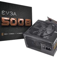 EVGA Power Supply 500W 80+ BRONZE