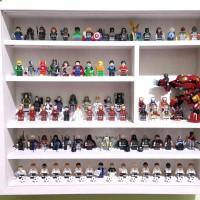 Jual Lego Minifigure Complete Marvel DC Star Wars DFB Football Team German Murah