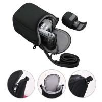 Tas Kamera Mini for Mirrorles Sony Canon Fuji Small Dslr - Simple
