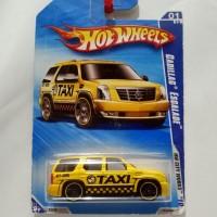 Hot Wheels Cadillac Escalade (Diecast- Miniatur Mobil- Mainan Anak)