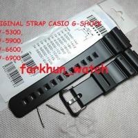 STRAP CASIO G-SHOCK DW-5300 DW-5900 DW-6600 DW-6900 ORIGINAL TALI JAM