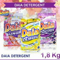 Daia 1.8 Kg Deterjen Daia 1.8kg Daia 1,8kg