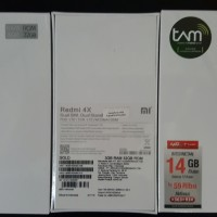 harga Hp Xiao Mi Redmi 4x Ram 3gb Inter 32gb Garansi Resmi Tam Tokopedia.com