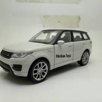 Die Cast Miniatur Land Rover Range Rover Welly