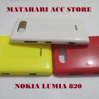 CASING NOKIA LUMIA 820 HOUSING FULLSET BACKCASE / BACK DOOR COVER