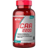 Met-rx BCAA 2200 180Softgel MetRx