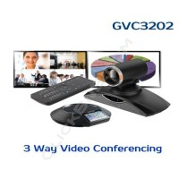 Grandstream GVC3202 - Full HD SIP/Android Video Conferencing System