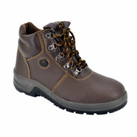 SEPATU SAFETY Bata Industrial DARWIN BROWN Safety Shoes - Coklat