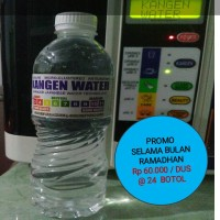 Jual kangen water 600 ml via gojek Murah
