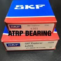 BALL BEARING 6204 - 6301 SKF (BEARING SET GEARBOX YAMAHA NMAX)