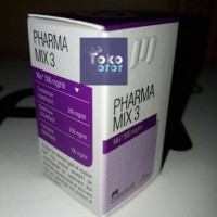 PHARMAMIX 3 Pharma Mix 3 Mix3 Pharmacom Labs PharmaMix3