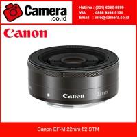 Canon EF-M 22mm f/2 STM/Lensa Canon/Lensa Eos M