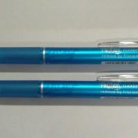Jual Ballpoint Pilot Frixion Clicker 0,7 Erasable Pen - Light Blue Murah
