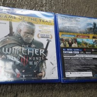 PS4 The Witcher 3: Wild Hunt [Game Of The Year Edition] R3 / Asia /Eng