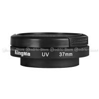 Jual Kingma UV Filter Lens 37MM with Cap for Xiaomi Yi 4K Version 2 Murah