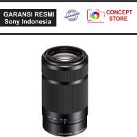SONY SEL55210 / E 55-210MM F4,5-6,3 OSS / SEL 55 210 BLACK RESMI