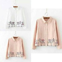 piggi blouse / atasan wanita