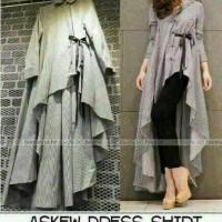 askew dress / outer / dress