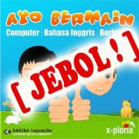 DVD Tutorial Software 3in1 Belajar Komputer Bahasa Inggris Jarimatika