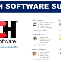 Software nch suite all produk nch video pad editing sound & converter