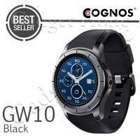 Jual Cognos Smartwatch GW10 Android - GSM - Heart Rate - Hitam Terbaru Murah