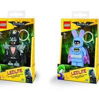 Jual LED Keylite Lego Keychain the Batman Movie Super Heroes Key Chain Murah
