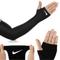Jual Manset Tangan Baselayer Procombat Grade Ori Arm Sleeve Nike Hitam Murah